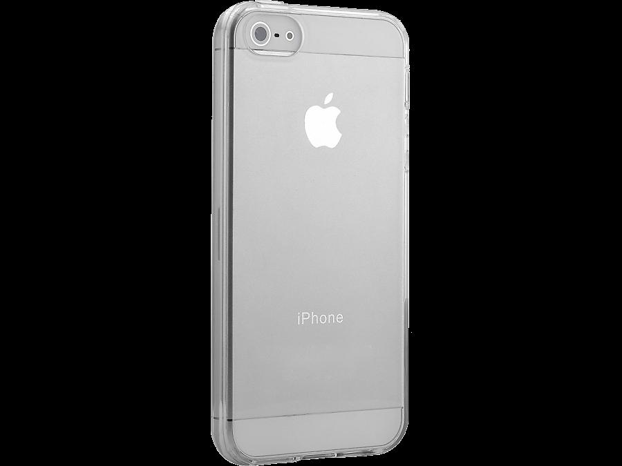 Ibox Crystal Чехол-крышка Ibox Crystal для Apple iPhone 5/5S, силикон, прозрачный чехол силикон ibox crystal для lenovo a328 прозрачный