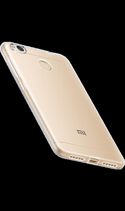 IS Slender Чехол-крышка IS Slender для Xiaomi Redmi 4X , силикон, прозрачный аксессуар чехол xiaomi redmi 4x interstep is slender transparent hsd xirm04xk np1100o k100