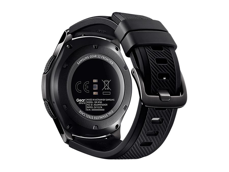 Фото Samsung Gear S3 Frontier. Купить в РФ
