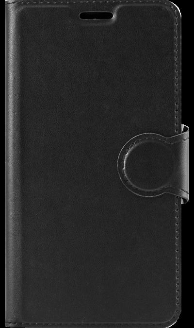 Чехол-книжка RedLine Book Type для Samsung Galaxy J2 Prime, полиуретан, черныйЧехлы и сумочки<br>Чехол для Samsung Galaxy J2 Prime придаст индивидуальность вашему телефону! <br><br>Классический стиль.<br>Высочайшее качество исполнения.<br>Строгий контроль качества на протяжении всего процесса производства.<br><br>Colour: Черный