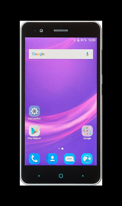 ZTE Blade A510Смартфоны<br>2G, 3G, 4G, Wi-Fi; ОС Android; Дисплей сенсорный емкостный 16,7 млн цв. 5; Камера 13 Mpix, AF; Разъем для карт памяти; MP3, FM,  GPS; Вес 132 г.<br><br>Colour: Синий