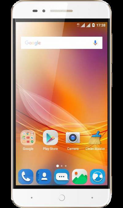 ZTE Blade A610Смартфоны<br>2G, 3G, 4G, Wi-Fi; ОС Android; Дисплей сенсорный емкостный 16,7 млн цв. 5; Камера 13 Mpix, AF; Разъем для карт памяти; MP3, FM,  GPS / ГЛОНАСС; Вес 132 г.<br><br>Colour: Золотистый