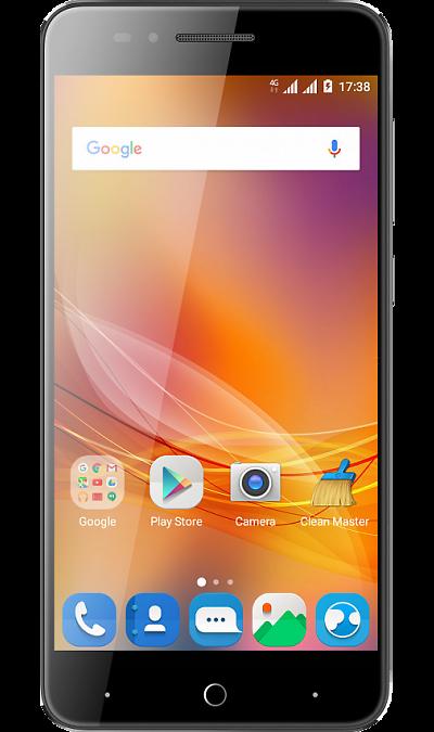 ZTE Blade A610Смартфоны<br>2G, 3G, 4G, Wi-Fi; ОС Android; Дисплей сенсорный емкостный 16,7 млн цв. 5; Камера 13 Mpix, AF; Разъем для карт памяти; MP3, FM,  GPS / ГЛОНАСС; Вес 132 г.<br><br>Colour: Серый