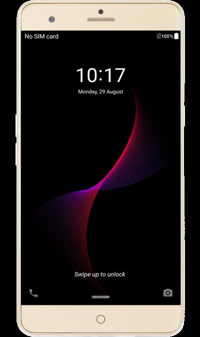 ZTE ZTE Blade V7 Max Gold смартфон zte blade l5 plus 3g 8gb black