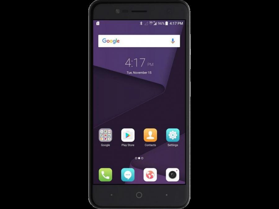 ZTE Blade V8 Mini смартфон zte blade v8 золотистый 5 2 32 гб lte wi fi gps 3g bladev8gold