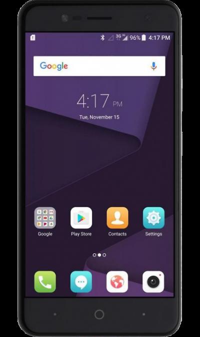 ZTE Blade V8 Mini BlackСмартфоны<br>2G, 3G, 4G, Wi-Fi; ОС Android; Дисплей сенсорный емкостный 16,7 млн цв. 5; Камера 13 Mpix, AF; Разъем для карт памяти; MP3, FM,  GPS / ГЛОНАСС; Вес 137 г.<br><br>Colour: Черный