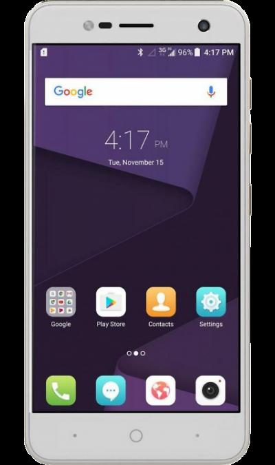 ZTE ZTE Blade V8 Mini Gold смартфон zte blade v8 mini 32gb gold