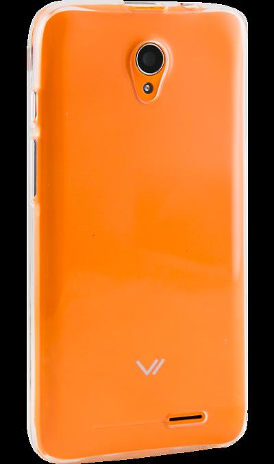 Чехол-крышка Inter-Step для Vertex Impress Saturn, силикон, прозрачныйЧехлы и сумочки<br>Чехол Inter-Step поможет не только защитить ваш Vertex Impress Saturn от повреждений, но и сделает обращение с ним более удобным, а сам аппарат будет выглядеть еще более элегантным.<br>