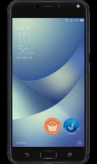 ASUS 4 Max  ZC554KLСмартфоны<br>2G, 3G, 4G, Wi-Fi; ОС Android; Дисплей сенсорный 16,7 млн цв. 5.5; Камера 13 Mpix; Разъем для карт памяти; BEIDOU / GPS / ГЛОНАСС; Вес 181 г.<br><br>Colour: Черный