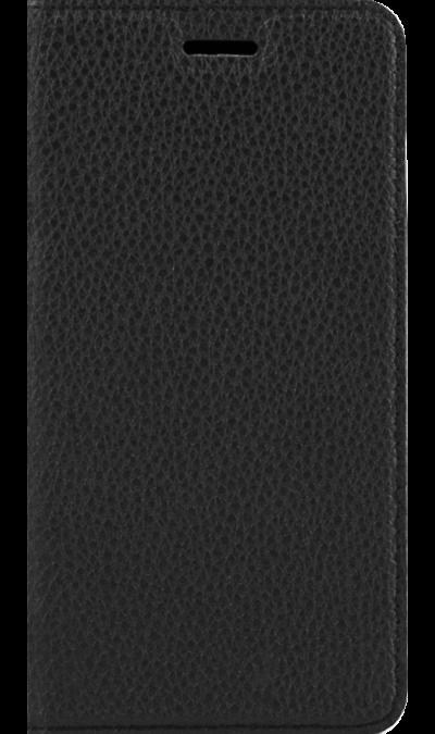 Чехол-книжка Inter-Step для ZTE Blade A510, кожзам, черныйЧехлы и сумочки<br>Удобный чехол для ZTE Blade A510 поможет не только защитить ваш смартфон от повреждений, но и сделает обращение с ним более удобным, а сам аппарат будет выглядеть еще более элегантным.<br><br>Colour: Черный