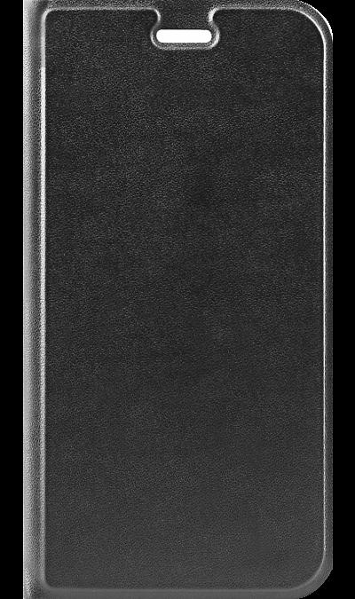 Чехол-книжка Gresso для ZTE V8 mini, кожзам, черный