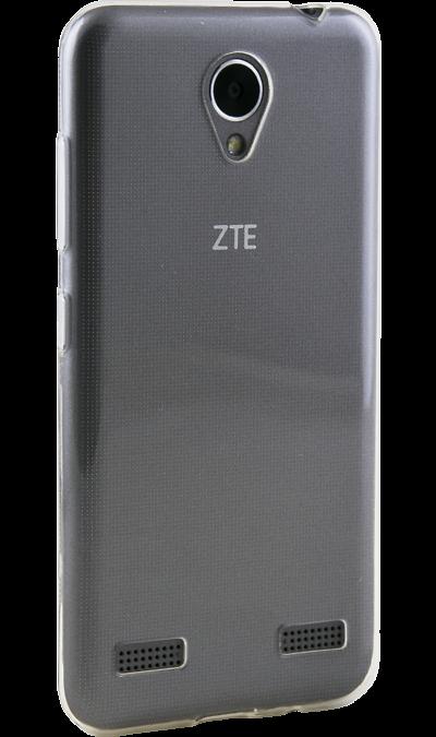 Чехол-крышка Inter-Step для ZTE Blade A520, силикон, прозрачныйЧехлы и сумочки<br>Чехол Inter-Step поможет не только защитить ваш ZTE Blade A520 от повреждений, но и сделает обращение с ним более удобным, а сам аппарат будет выглядеть еще более элегантным.<br>