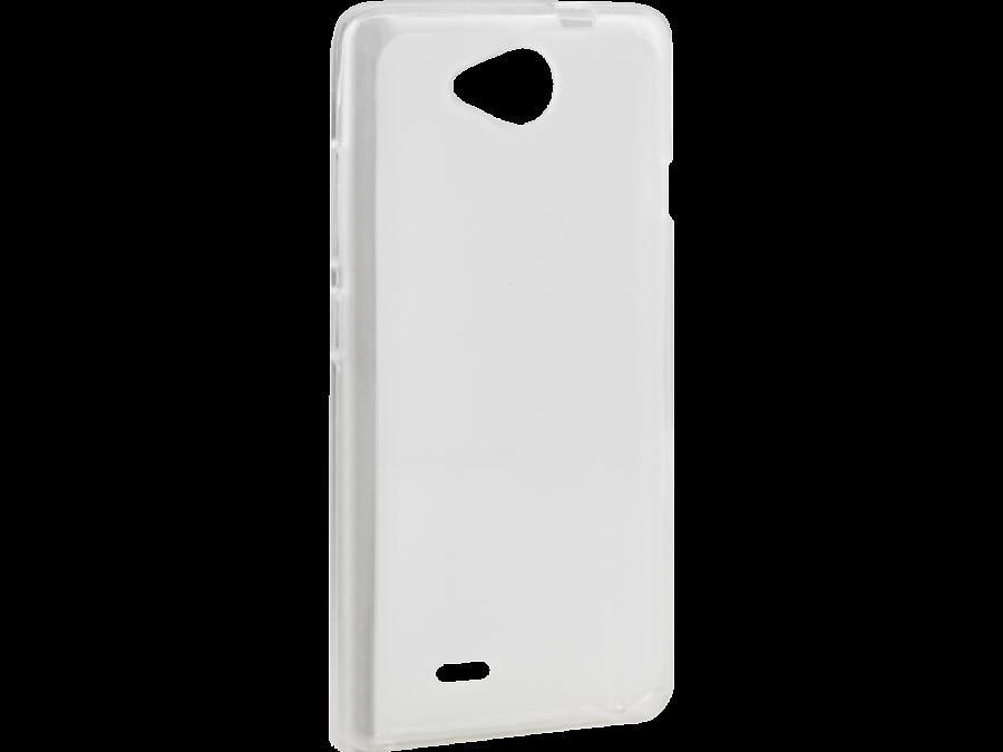 Чехол-крышка Inter-Step для ZTE Blade GF3, силикон, прозрачный