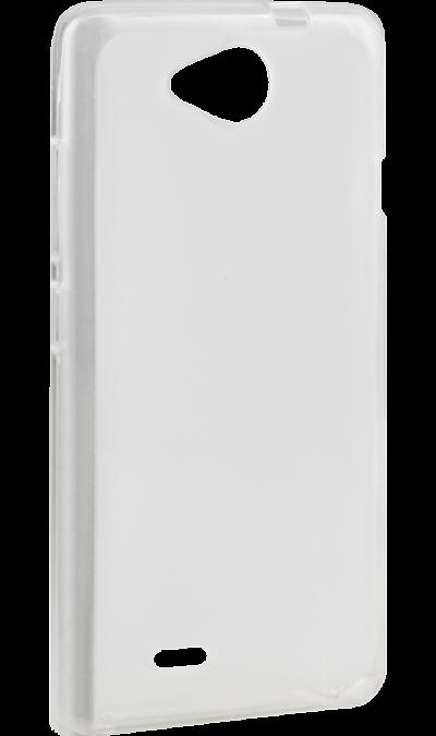 Чехол-крышка Inter-Step для ZTE Blade GF3, силикон, прозрачныйЧехлы и сумочки<br>Чехол поможет не только защитить ваш смартфон от повреждений, но и сделает обращение с ним более удобным, а сам аппарат будет выглядеть еще более элегантным.<br>