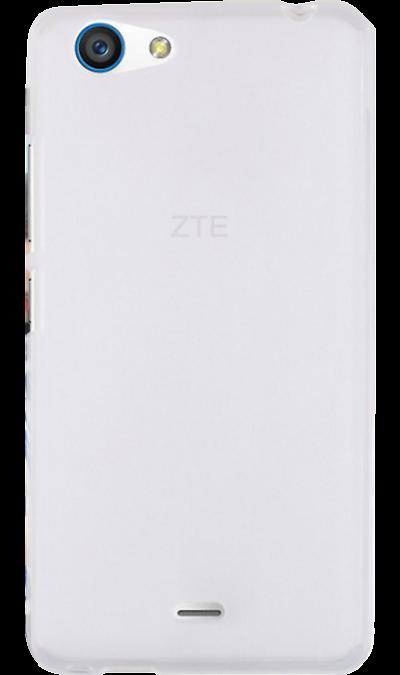 Чехол-крышка Inter-Step для ZTE Blade A601, силикон, прозрачныйЧехлы и сумочки<br>Чехол поможет не только защитить ваш смартфон от повреждений, но и сделает обращение с ним более удобным, а сам аппарат будет выглядеть еще более элегантным.<br>