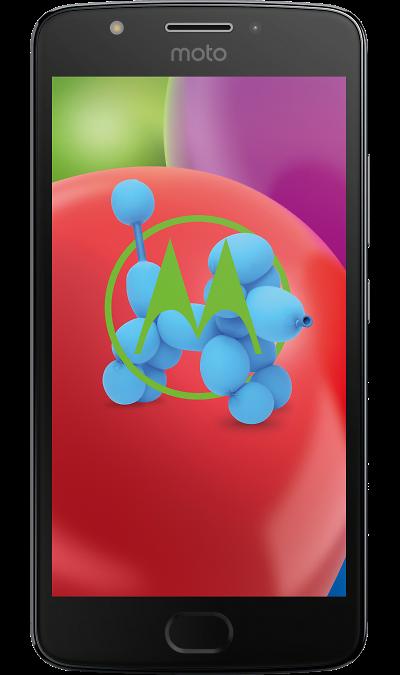 Смартфон Motorola Moto E4Смартфоны<br>2G, 3G, 4G, Wi-Fi; ОС Android; Камера 8 Mpix; Разъем для карт памяти; MP3, FM,  GPS; Вес 151 г.<br><br>Colour: Серый