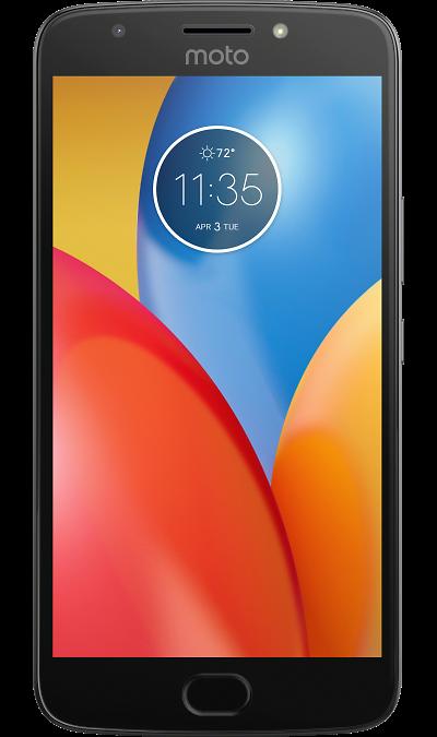 Смартфон Motorola Moto E4 PlusСмартфоны<br>2G, 3G, 4G, Wi-Fi; ОС Android; Камера 13 Mpix, AF; Разъем для карт памяти; MP3, FM,  GPS; Вес 198 г.<br><br>Colour: Серый