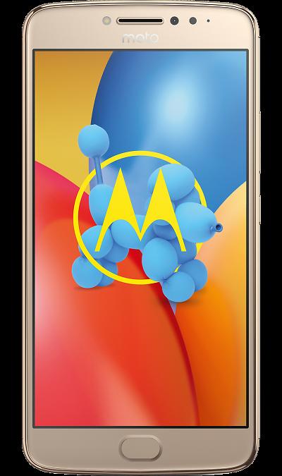 Смартфон Motorola Moto E Gen.4 Plus 16GBСмартфоны<br>2G, 3G, 4G, Wi-Fi; ОС Android; Камера 13 Mpix, AF; Разъем для карт памяти; MP3, FM,  GPS; Вес 198 г.<br><br>Colour: Золотистый