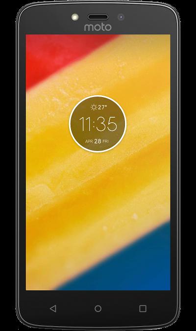 Motorola Moto С Plus BlackСмартфоны<br>2G, 3G, 4G, Wi-Fi; ОС Android; Камера 8 Mpix; Разъем для карт памяти; MP3, FM,  GPS; Время работы 597 ч. / 39.0 ч.; Вес 162 г.<br><br>Colour: Черный