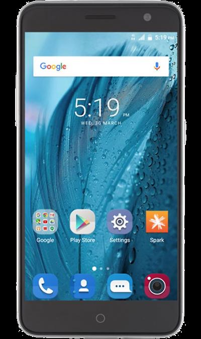 ZTE Смартфон ZTE Blade V7 Plus смартфон zte blade а910 золотистый