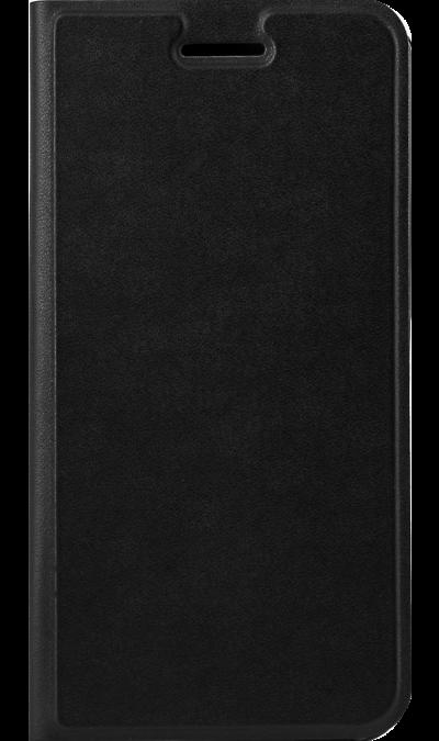 Чехол-книжка Gresso для ZTE Blade A610, кожзам, черныйЧехлы и сумочки<br>Чехол поможет не только защитить ваш смартфон от повреждений, но и сделает обращение с ним более удобным, а сам аппарат будет выглядеть еще более элегантным.<br><br>Colour: Черный