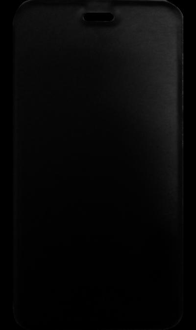 Чехол-книжка Gresso для ZTE Blade V8, кожзам, черныйЧехлы и сумочки<br>Удобный чехол для ZTE Blade V8 поможет не только защитить ваш смартфон от повреждений, но и сделает обращение с ним более удобным, а сам аппарат будет выглядеть еще более элегантным.<br><br>Colour: Черный