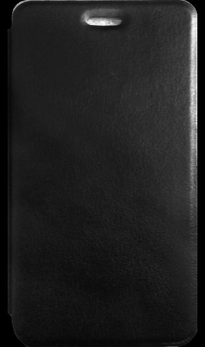 Чехол-книжка Gresso для Xiaomi  Redmi  4A, кожзам, черныйЧехлы и сумочки<br>Удобный чехол для Xiaomi  Redmi 4A поможет не только защитить ваш смартфон от повреждений, но и сделает обращение с ним более удобным, а сам аппарат будет выглядеть еще более элегантным.<br><br>Colour: Черный