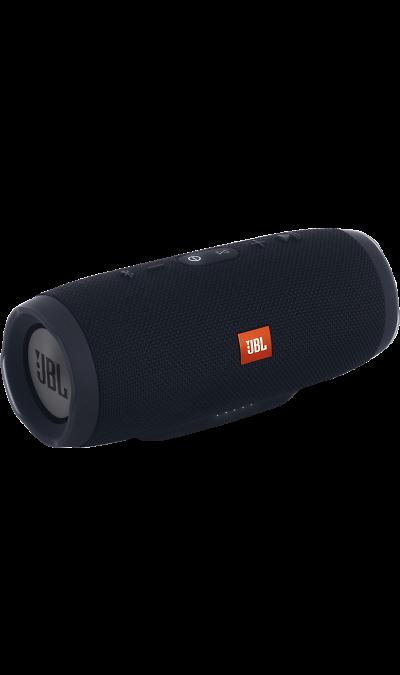 JBL Charge 3 BlackПортативная акустика<br>Уникальная беспроводная портативная акустическая система JBL Charge 3 гарантирует мощный стерео-звук и источник энергии в одном устройстве.<br><br>Благодаря водонепроницаемому прорезиненному тканевому корпусу, вечеринку с Charge 3 можно устроить в любом месте- у бассейна и даже под дождем. Аккумулятор высокой емкости на 6000 мАч гарантирует бесперебойную работу в течение 20 часов и позволяет заряжать смартфоны и планшеты по USB. Встроенный микрофон с шумо- и эхоподавлением гарантирует идеально ...<br><br>Colour: Черный