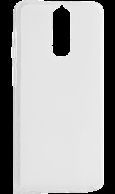 Gresso Чехол-крышка Gresso для ZTE Blade A610 Plus, силикон, прозрачный gresso чехол книжка gresso для zte axon 7 mini полиуретан черный