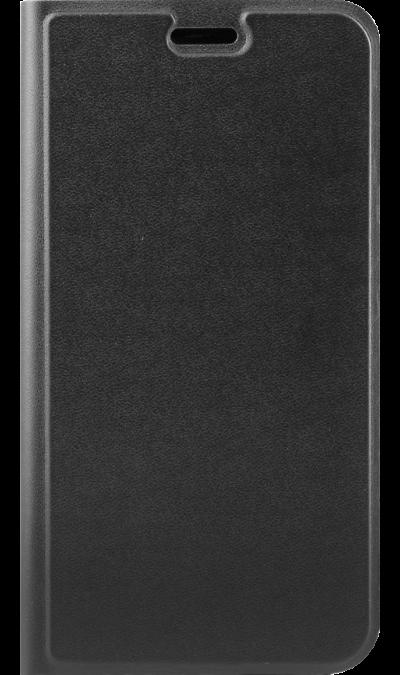 Чехол-книжка Gresso для Blade A520, кожзам, черныйЧехлы и сумочки<br>Чехол поможет не только защитить ваш смартфон от повреждений, но и сделает обращение с ним более удобным, а сам аппарат будет выглядеть еще более элегантным.<br><br>Colour: Черный