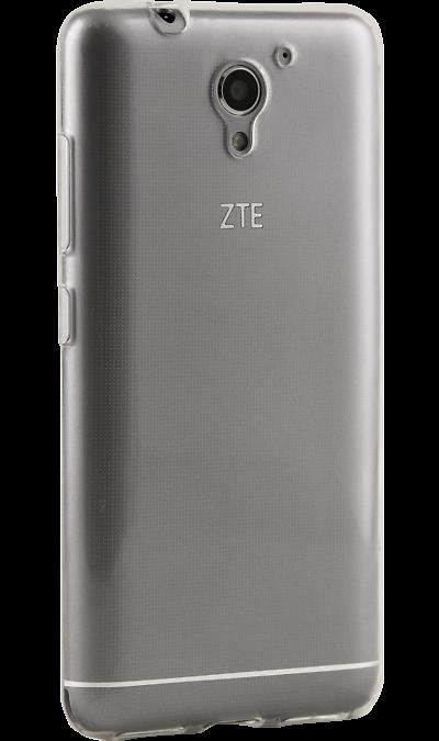 Чехол-крышка Gresso для ZTE Blade A510, силикон, прозрачныйЧехлы и сумочки<br>Удобный чехол для  ZTE Blade A510 поможет не только защитить ваш смартфон от повреждений, но и сделает обращение с ним более удобным, а сам аппарат будет выглядеть еще более элегантным.<br>