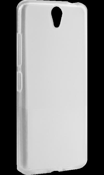 Чехол-крышка RedLine Для Lenovo Vibe S1, силикон, матоваяЧехлы и сумочки<br>Чехол поможет не только защитить ваш смартфон от повреждений, но и сделает обращение с ним более удобным, а сам аппарат будет выглядеть еще более элегантным.<br>