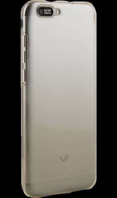 Vertex Чехол-крышка Vertex для Impress Fortune, силикон, прозрачный