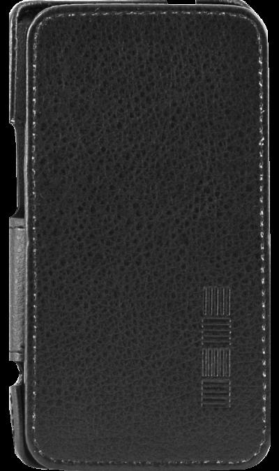 Чехол-крышка Inter-Step is crab Galaxy J1 Mini Prime, кожзам, чёрныйЧехлы и сумочки<br>Чехол Inter-Step поможет не только защитить ваш Samsung Galaxy J1 Prime от повреждений, но и сделает обращение с ним более удобным, а сам аппарат будет выглядеть еще более элегантным.<br><br>Colour: Черный