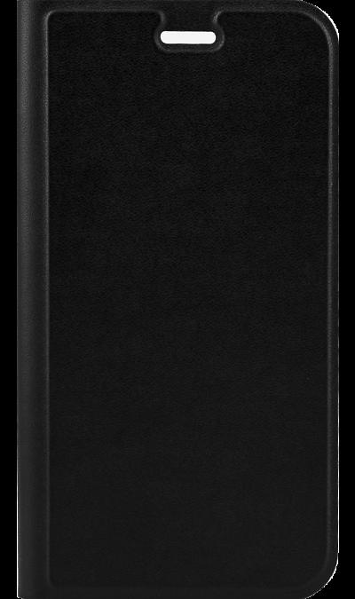 Gresso Чехол-книжка Gresso для ZTE V8 Lite, кожзам, черный gresso чехол книжка gresso для zte axon 7 mini полиуретан черный