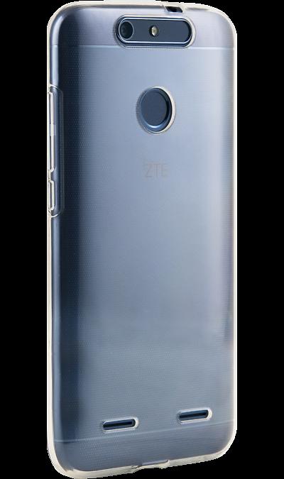 Gresso Чехол-крышка Gresso для ZTE V8 Lite, силикон, прозрачный смартфон zte blade v8 mini 32gb gold