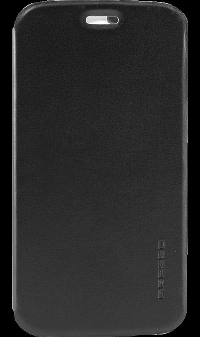 Чехол-книжка Gresso Absolut Air для Moto C+, кожзам, черныйЧехлы и сумочки<br>Чехол поможет не только защитить ваш смартфон от повреждений, но и сделает обращение с ним более удобным, а сам аппарат будет выглядеть еще более элегантным.<br><br>Colour: Черный