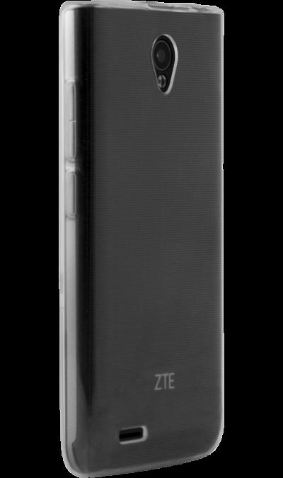 Inter-Step Чехол-крышка Inter-Step  IS Slender для ZTE Blade A210, силикон, прозрачный inter step чехол книжка inter step для zte blade v7 lite кожзам черный