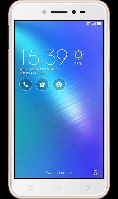 ASUS ZenFone Live ZB501KL 32Gb GoldСмартфоны<br>2G, 3G, 4G, Wi-Fi; ОС Android; Дисплей сенсорный 16,7 млн цв. 5; Камера 13 Mpix, AF; Разъем для карт памяти; MP3, FM,  GPS / ГЛОНАСС; Вес 120 г.<br><br>Colour: Золотистый