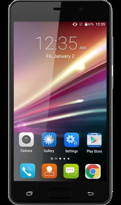 VERTEX Impress LotusСмартфоны<br>2G, 3G, 4G, Wi-Fi; ОС Android; Дисплей сенсорный емкостный 16,7 млн цв. 5; Камера 8 Mpix; Разъем для карт памяти; MP3, FM,  GPS; Вес 156 г.<br><br>Colour: Черный